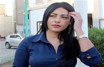 """نرمين ماهر تكشف لـ""""بوابة الأهرام"""" تفاصيل دورها في فيلم """"أنت حبيبي وبس"""""""