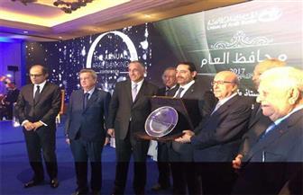 الحريري يكرم طارق عامر كأفضل محافظ بنك مركزي عربي خلال عام 2017