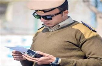 استشهاد ضابط مرور متأثرًا بطلق ناري في شارع الخليفة المأمون بكفر الشيخ