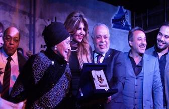 تكريم سهير البابلي في افتتاح الدورة الثانية لمهرجان المهن التمثيلية