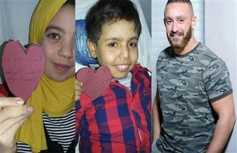 أمنية من أطفال مرضى الغسيل الكلوي بالمنصورة.. هل يحققها أحمد السقا؟