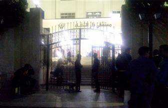 21 مصابًا بتفجير مسجد الروضة يتلقون العلاج بمستشفي دار الشفاء ومعهد ناصر