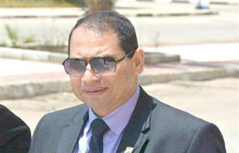 رئيس جامعة بورسعيد يشيد بالاختبار التجريبي الموحد لطلاب بكالوريوس الطب