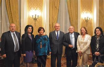 سفير إيطاليا بالقاهرة: مصر وإيطاليا يواجهان الإرهاب الذي يهدد شعبيهما