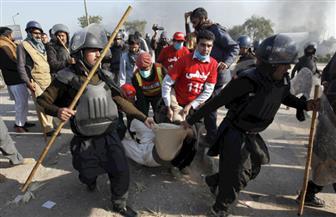 الشرطة الباكستانية تعتقل 100 شخص على خلفية مظاهرات احتجاجية