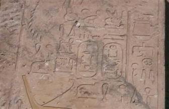 ضبط لوحة أثرية بحوزة عامل بقرية الغابات فى سوهاج