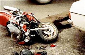 إصابة شخصين بينهم خفير نظامي فى حادث تصادم بالإسكندرية الزراعي