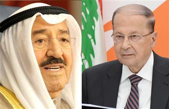 الرئيس اللبناني يجري اتصالاً هاتفيًا بأمير دولة الكويت للتشاور في الأوضاع العامة
