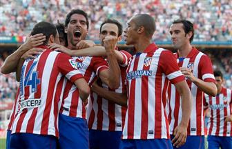 أتلتيكو مدريد يسحق ليفانتى بالخمسة فى الليجا