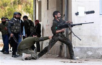 """""""المرصد"""": تجدد الاشتباكات بين الجيش السوري ومسلحي المعارضة بحي جوبر"""
