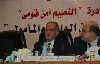 """الأمين العام لصندوق تطوير التعليم بالوزراء يقدم """"روشتة"""" لعلاج أزمات التعليم بمؤتمر دولي"""