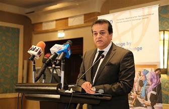 وزير التعليم العالي: البحث العلمي خطوة أساسية لتنمية مصر.. وإنشاء فرع لجامعة برلين بالجونة