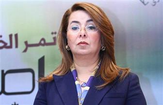 غادة والي: صرف معاش استثنائي لأسر شهداء بئر العبد فور استكمال المستندات