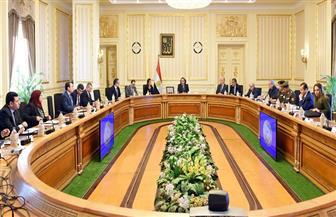 القائم بأعمال رئيس مجلس الوزراء يترأس اجتماعًا لمتابعة الأعمال الخاصة بالمتحف المصري الكبير