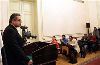 الحكومة: نسبة العمل في مشروع المتحف الكبير وصلت 70%.. واستقبل 42 ألف قطعة أثرية
