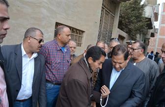 الغربية تطلق اسم شهيد تفجير مسجد الروضة ونجله على مدرستين بـ ميت حبيب   صور