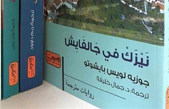 """رواية """"نيزك في جالفايش"""" لـ""""لجوزيه بايشوتو"""" بالعربية.. واحتفالية بحضور الملحق الثقافي البرتغالي"""