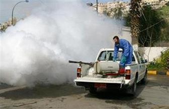 حملة لمكافحة الحشرات ناقلة الأمراض بالعبور