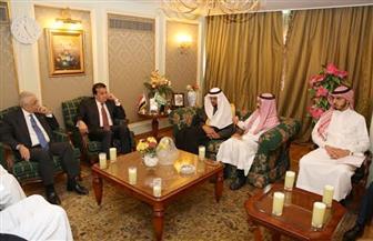 وزيرا التعليم العالي والتربية والتعليم يجتمعان برئيس المركز الوطني للقياس والتقويم السعودي|صور