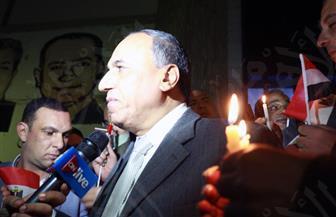 عبد المحسن سلامة: مصر رأس الحربة في مواجهة الإرهاب.. وهناك من يحاول أن يجر البلاد للخلف|صور