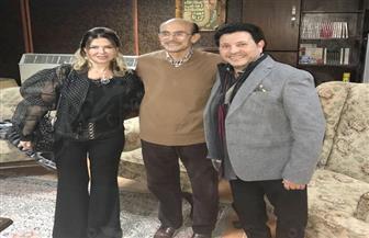 """هاني شاكر يشيد بمسرحية """"غزل البنات"""" لـ محمد صبحي/صور"""
