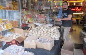 ضعف الإقبال على شراء حلوى المولد بمطروح بسبب ارتفاع الأسعار