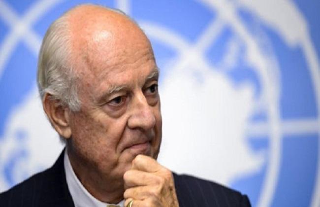 الأمم المتحدة: تمديد المحادثات السورية حتى 15 ديسمبر ومسألة الرئاسة لم تطرح بعد -