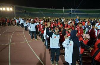 102 سباح من مصر و15 دولة يتنافسون بالألعاب الإقليمية للأوليمبياد الخاص بأبوظبي 2018