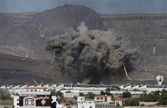 مقاتلات التحالف العربي تكثف غاراتها الجوية على مواقع متفرقة في محافظة الحديدة
