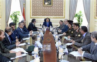 مدبولي يعقد اجتماعًا لمتابعة الموقف التنفيذي لمشروع تطوير منطقة الأهرامات