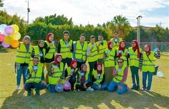 أكثر من 100 شاب وفتاة يشاركون في معسكر تدريبي لمناهضة العنف ضد المرأة