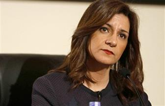 """وزيرة الهجرة تتفقد آخر استعدادات مؤتمر """"مصر تستطيع بأبناء النيل"""""""