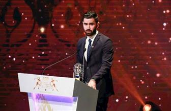 السوري عمر خريبين يتوج بجائزة أفضل لاعب في آسيا | صور