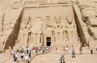 أبو سمبل تستعد لاحتفالية مرور 200 عام على اكتشاف معبدي رمسيس