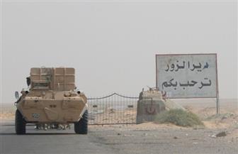 التليفزيون السوري يعلن تحرير مدينة دير الزور بالكامل
