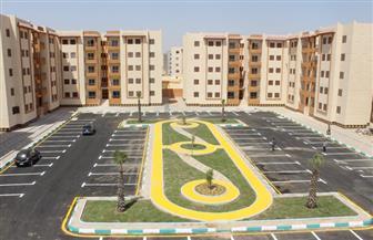 وزير الإسكان: الانتهاء من تنفيذ 3 آلاف وحدة بالإسكان الاجتماعي فى حي الزيتون بمدينة السادات | صور