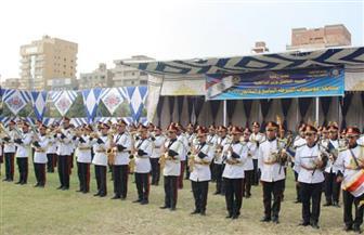 ختام مهرجان موسيقى الشرطة بمشاركة 26 فرقة من مختلف قطاعات الداخلية