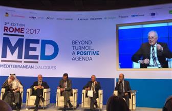 أبو الغيط أمام مؤتمر الحوار المتوسطي: لا بد من توافق عربي ورؤية مشتركة لأولويات الأمن الإقليمي القومي