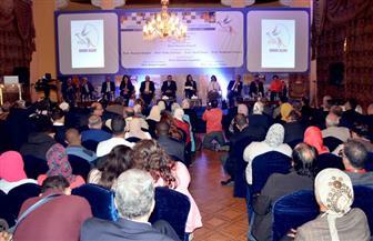 وزيرة الهجرة تشارك بالمؤتمر الثانى لأطباء مصر المتخصصين فى الأورام بالأقصر| صور