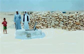 محافظ مطروح: الانتهاء من 406 خزانات لحصاد مياه الأمطار استعدادًا لموسم الشتاء