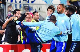 الصحف الفرنسية: اعتداء باتريك إيفرا على أحد مشجعي فيتوريا يكتب نهايته