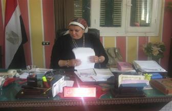 """""""إيمان عبدالمعز"""" مديرا للتعليم العام في الغربية"""