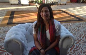 """بطلة العالم في السباحة لـ""""بوابة الأهرام"""":منتدى شباب العالم يؤكد أن صوت الشباب لازم يتسمع   فيديو"""