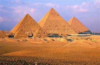 """""""الآثار"""" تكشف لغز نقل أحجار الأهرامات"""