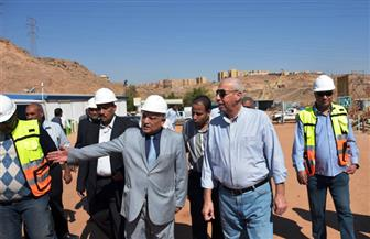 محافظ أسوان يتفقد منشآت مصنع كيما 2 للأسمدة باستثمارات 11 مليار جنيه| صور