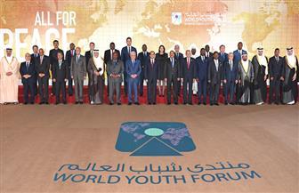 """منسق """"من أجل مصر"""": منتدى شباب العالم يبعث رسالة قوية إن مصر بلد آمن"""