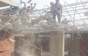 تنفيذ 120 قرار إزالة بمنطقة هضبة الأهرام في الجيزة | صور