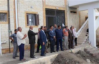 محافظ كفر الشيخ يتفقد قسم شرطة المسطحات الجديد وبوغاز البرلس| صور