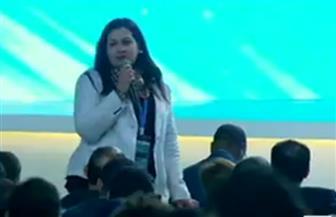 شابة أسترالية: مصر بلد الأمن مهما حاول البعض تشويهها