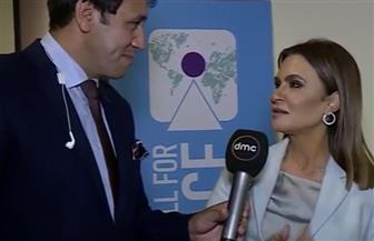 سحر نصر: نعمل على الترويج للاستثمار في منطقة قناة السويس وجميع القطاعات